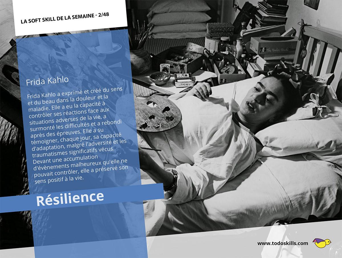 Frida Kahlo et la résilience